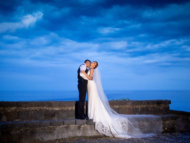 Il matrimonio di Samantha e Antonio a Catania, Catania 35