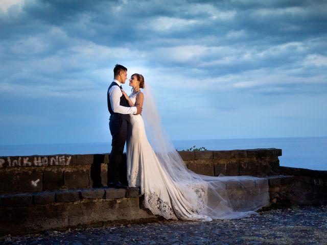 Il matrimonio di Samantha e Antonio a Catania, Catania 37