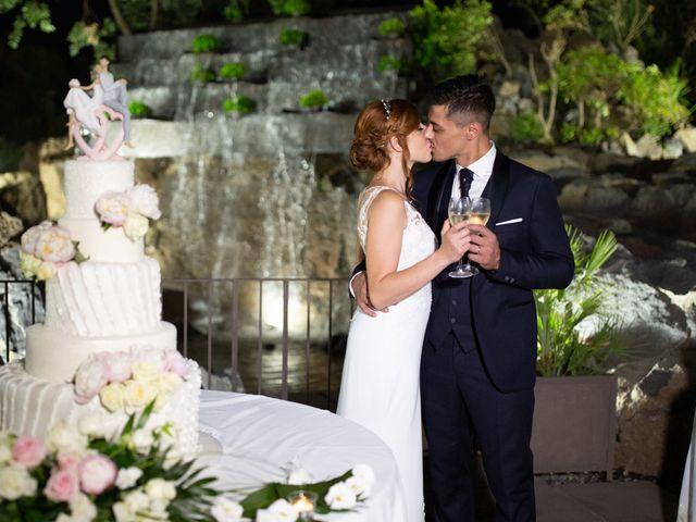 Il matrimonio di Samantha e Antonio a Catania, Catania 46