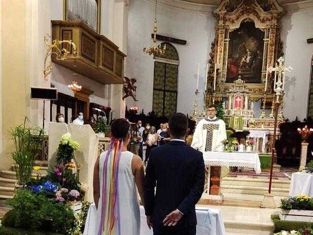 Il matrimonio di Silvio e Marta a Castegnato, Brescia 1