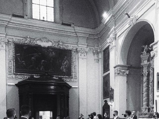 Il matrimonio di Silvio e Marta a Castegnato, Brescia 4