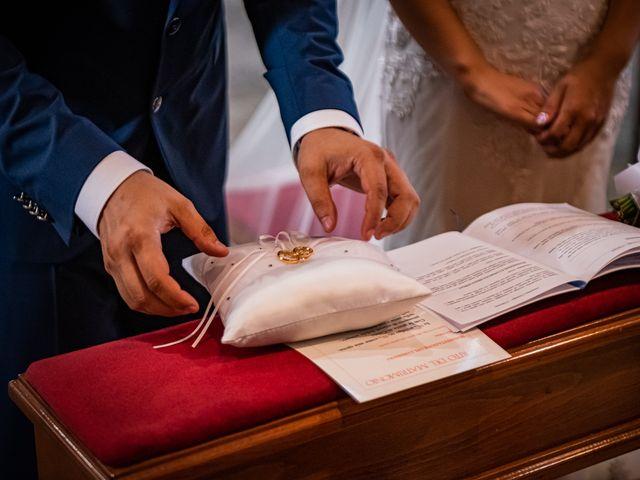 Il matrimonio di Giuseppe e Alessandra a Malgesso, Varese 22