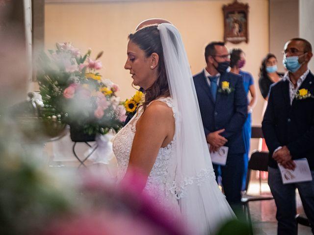 Il matrimonio di Giuseppe e Alessandra a Malgesso, Varese 23