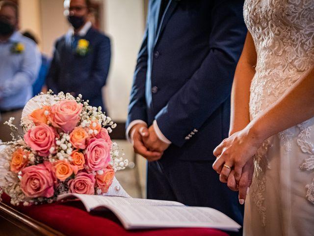 Il matrimonio di Giuseppe e Alessandra a Malgesso, Varese 24