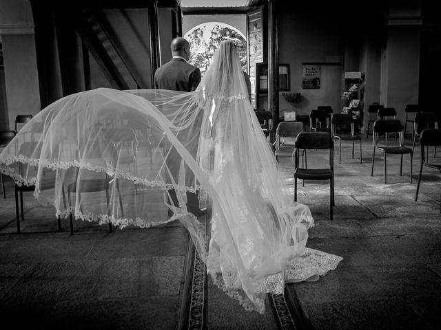 Il matrimonio di Giuseppe e Alessandra a Malgesso, Varese 25