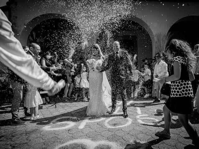 Il matrimonio di Giuseppe e Alessandra a Malgesso, Varese 26