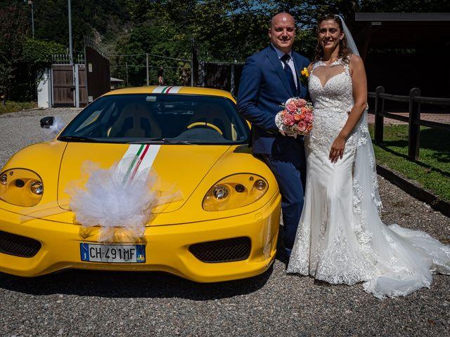 Il matrimonio di Giuseppe e Alessandra a Malgesso, Varese 27