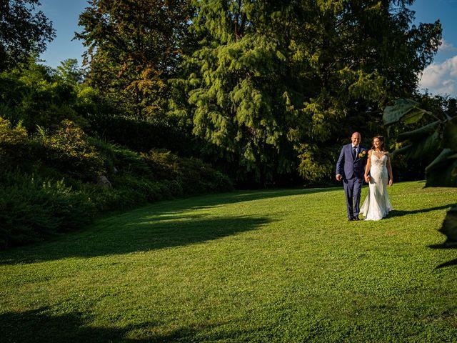 Il matrimonio di Giuseppe e Alessandra a Malgesso, Varese 32