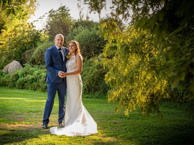 Il matrimonio di Giuseppe e Alessandra a Malgesso, Varese 35
