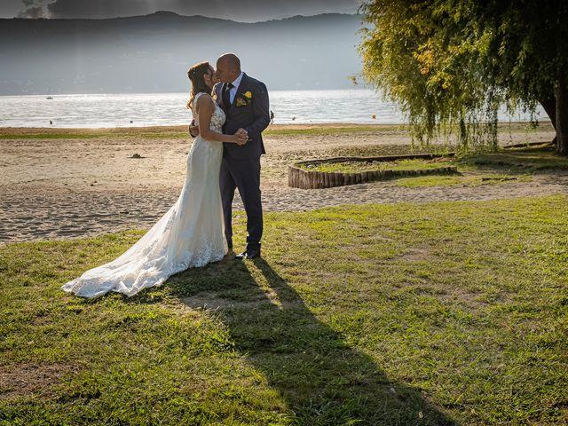 Il matrimonio di Giuseppe e Alessandra a Malgesso, Varese 40