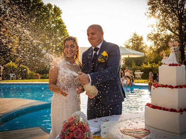 Il matrimonio di Giuseppe e Alessandra a Malgesso, Varese 46