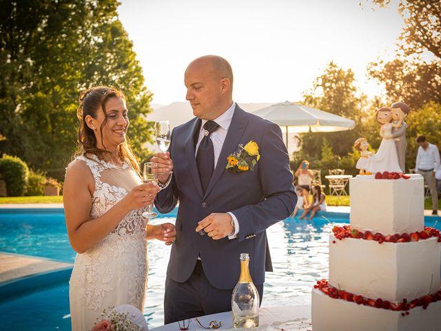 Il matrimonio di Giuseppe e Alessandra a Malgesso, Varese 47