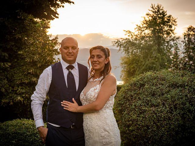 Il matrimonio di Giuseppe e Alessandra a Malgesso, Varese 48