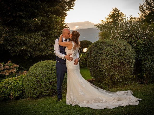 Il matrimonio di Giuseppe e Alessandra a Malgesso, Varese 49