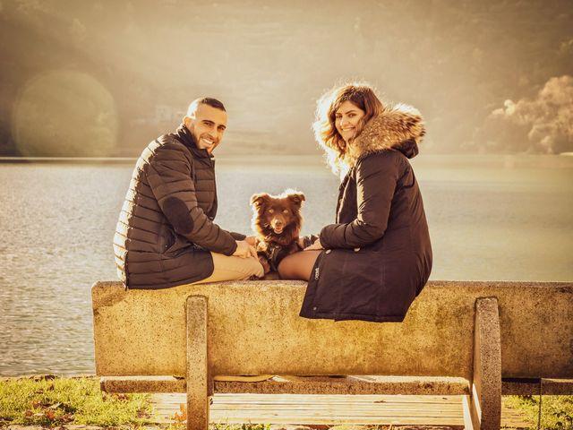 Il matrimonio di Tony e Tatiana a Pioltello, Milano 1