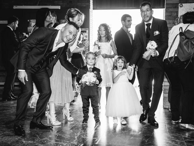 Il matrimonio di Tony e Tatiana a Pioltello, Milano 28