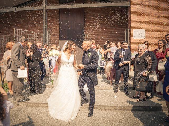 Il matrimonio di Tony e Tatiana a Pioltello, Milano 37