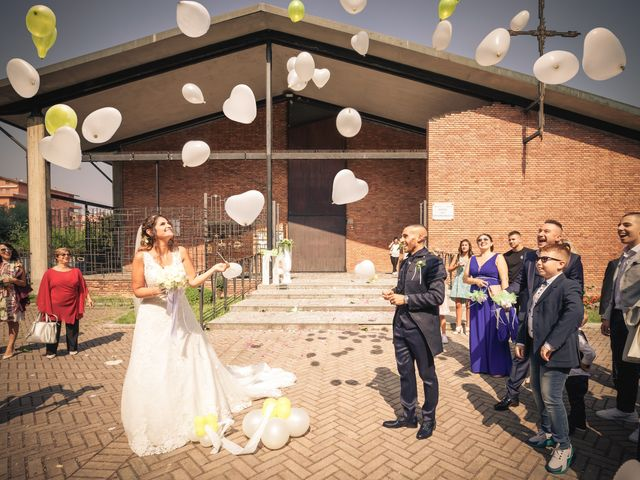 Il matrimonio di Tony e Tatiana a Pioltello, Milano 38