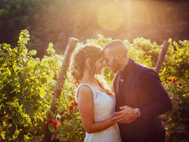 Le nozze di Tatiana e Tony