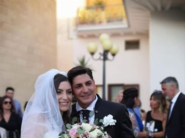 Il matrimonio di Daniel e Giusy  a Aradeo, Lecce 4
