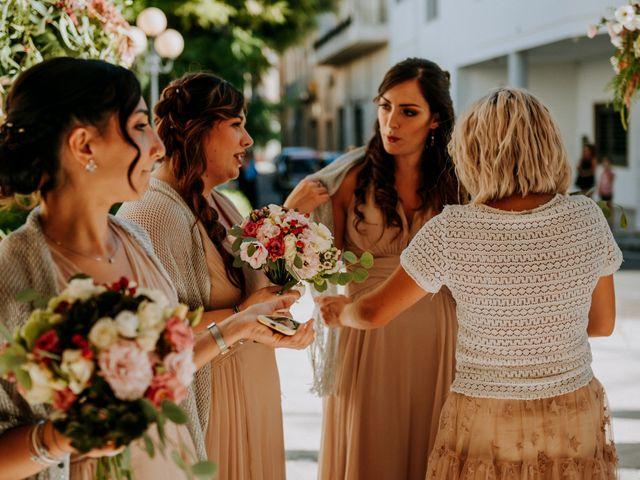 Il matrimonio di Daniel e Giusy  a Aradeo, Lecce 5