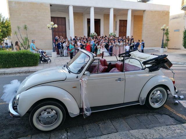 Il matrimonio di Daniel e Giusy  a Aradeo, Lecce 9