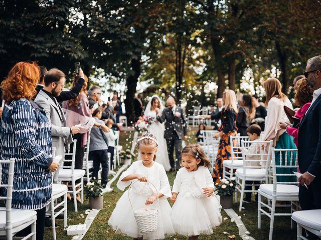 Il matrimonio di Paolo e Ilaria a Cherasco, Cuneo 36
