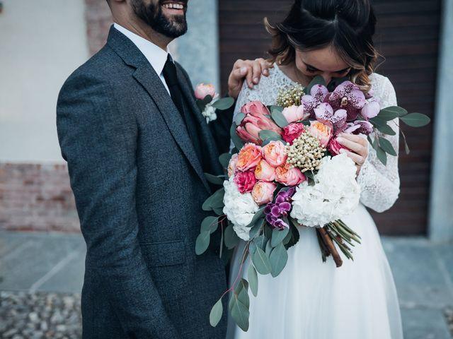 Il matrimonio di Paolo e Ilaria a Cherasco, Cuneo 50