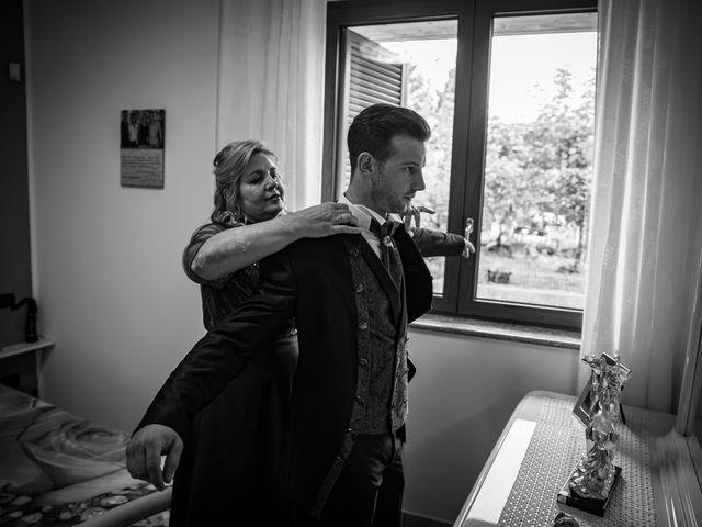 Il matrimonio di Mattia e Federica a Annone di Brianza, Lecco 12