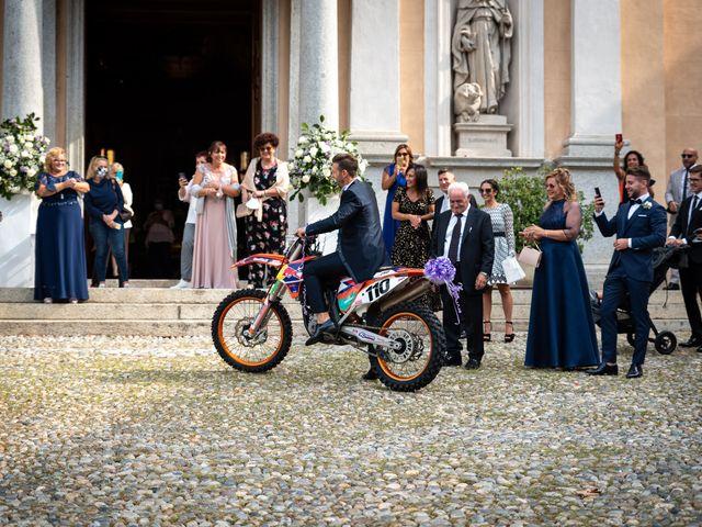 Il matrimonio di Mattia e Federica a Annone di Brianza, Lecco 19