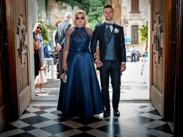 Il matrimonio di Mattia e Federica a Annone di Brianza, Lecco 21