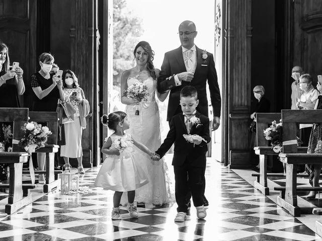 Il matrimonio di Mattia e Federica a Annone di Brianza, Lecco 24