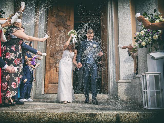 Il matrimonio di Mattia e Federica a Annone di Brianza, Lecco 29