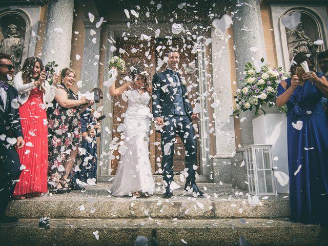 Il matrimonio di Mattia e Federica a Annone di Brianza, Lecco 30