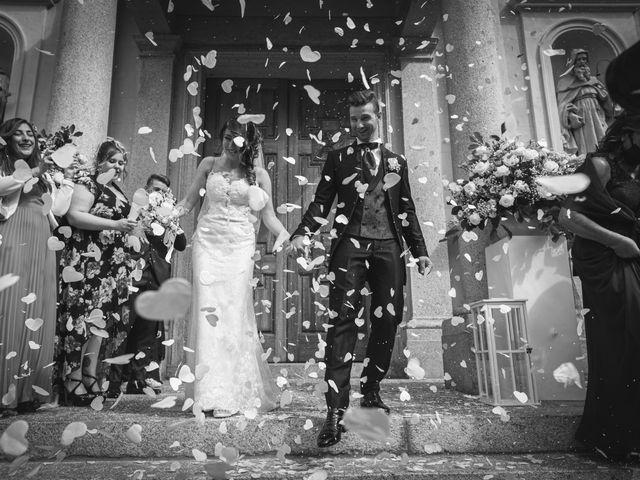 Il matrimonio di Mattia e Federica a Annone di Brianza, Lecco 31