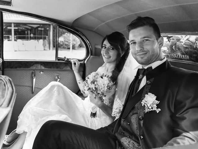 Il matrimonio di Mattia e Federica a Annone di Brianza, Lecco 35