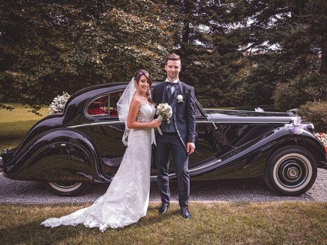 Il matrimonio di Mattia e Federica a Annone di Brianza, Lecco 37