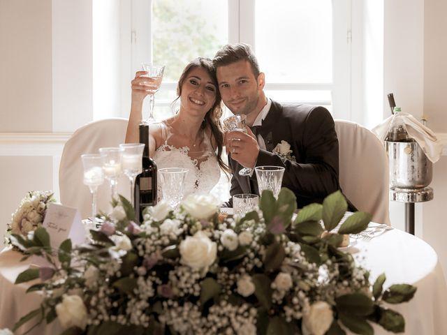Il matrimonio di Mattia e Federica a Annone di Brianza, Lecco 39