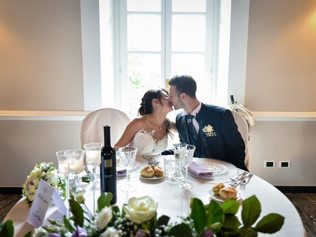 Il matrimonio di Mattia e Federica a Annone di Brianza, Lecco 40