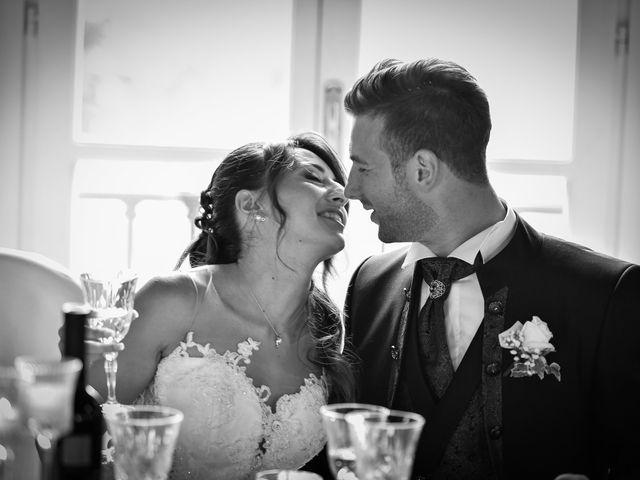 Il matrimonio di Mattia e Federica a Annone di Brianza, Lecco 41