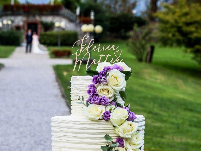 Il matrimonio di Mattia e Federica a Annone di Brianza, Lecco 44