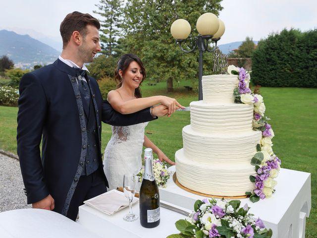 Il matrimonio di Mattia e Federica a Annone di Brianza, Lecco 45