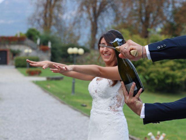 Il matrimonio di Mattia e Federica a Annone di Brianza, Lecco 46
