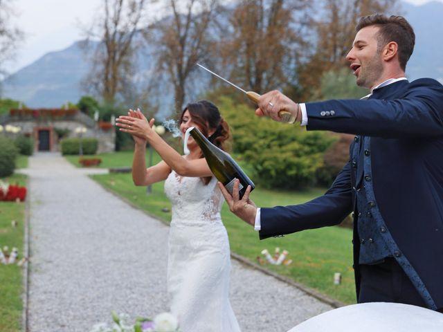 Il matrimonio di Mattia e Federica a Annone di Brianza, Lecco 47