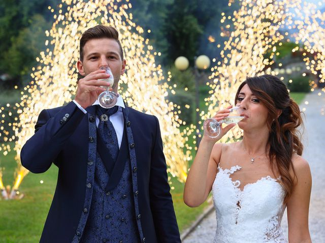 Il matrimonio di Mattia e Federica a Annone di Brianza, Lecco 48