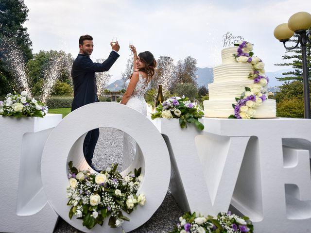 Il matrimonio di Mattia e Federica a Annone di Brianza, Lecco 50
