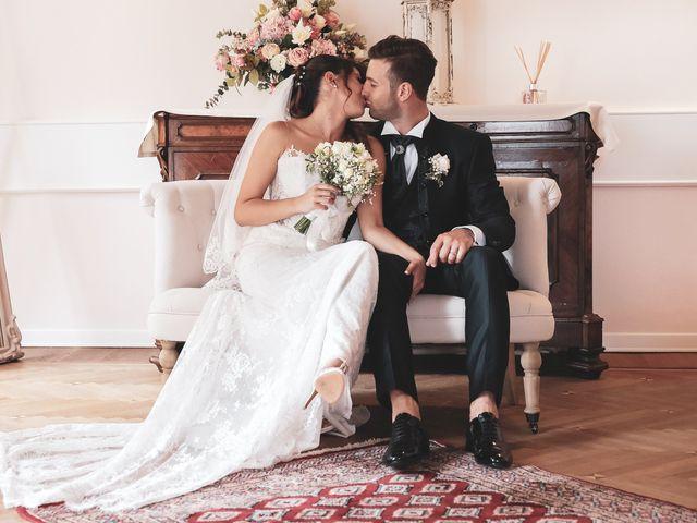 Il matrimonio di Mattia e Federica a Annone di Brianza, Lecco 56