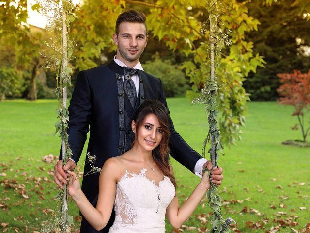 Il matrimonio di Mattia e Federica a Annone di Brianza, Lecco 60