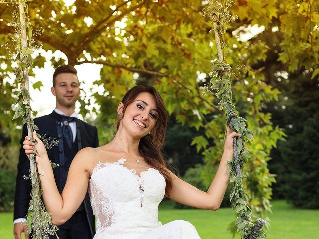 Il matrimonio di Mattia e Federica a Annone di Brianza, Lecco 61