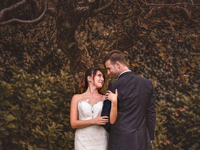 Il matrimonio di Mattia e Federica a Annone di Brianza, Lecco 1